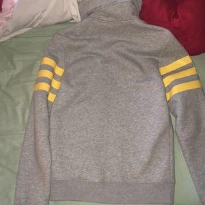 Adidas Neo sweatshirtjacket men's small